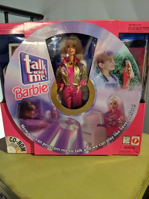 Barbie talk with me for Sale in Statham, GA