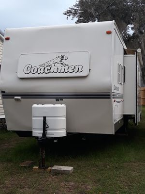 2002 Coachmen 28 ft travel trailer for Sale in Clermont, FL