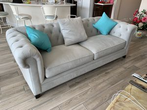 "Macy's Martha Stewart Saybridge Couch 92"" for Sale in Fair Oaks, CA"