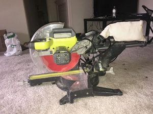 Ryobi table saw for Sale in Annandale, VA
