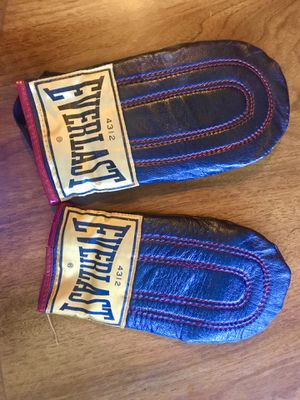 Everlast Speed Bag Gloves # 4312 for Sale in Oceanside, CA