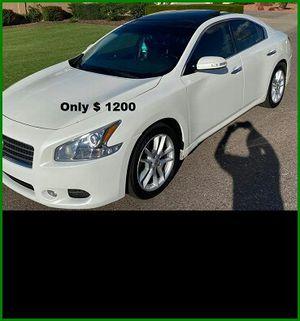 Price$1200 Nissan Maxima for Sale in Huber, GA