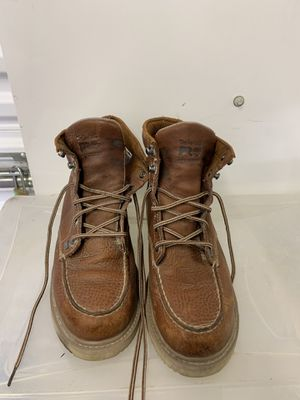 timberlands boots size 9 for Sale in South Salt Lake, UT