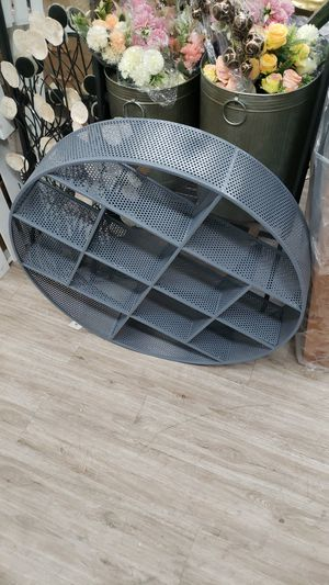Metal circle wall shelves for Sale in Los Angeles, CA