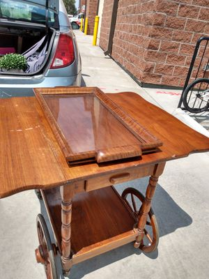Antique hand carved table for Sale in Denver, CO