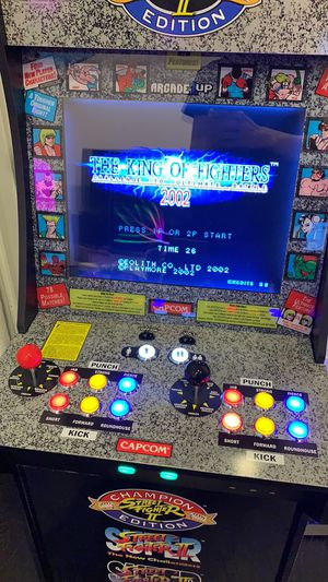 Arcade1UP Arcade With RetroPie, 10,000 games for Sale in Seattle, WA