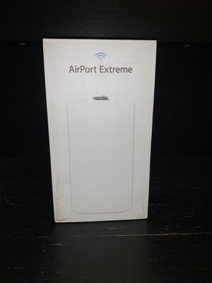 Apple AirPort Extreme 6th WiFi routers for Sale in Los Angeles, CA