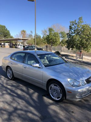 2001 Lexus gs300 clean title smog 146,000 miles for Sale in Temecula, CA