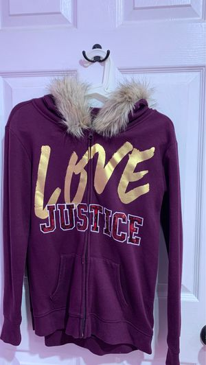 Justice girls sweater size 14/16 ! for Sale in Compton, CA