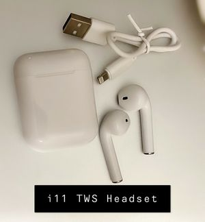 Wireless Headphones with Charger i11 TWS for Sale in Houston, TX