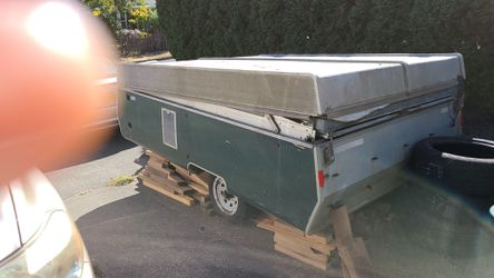 Apache pop up camper 50s/60s for Sale in Lake Oswego,  OR