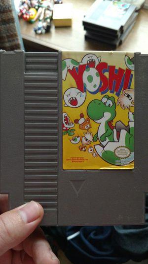 Yoshi nes game for Sale in Appomattox, VA