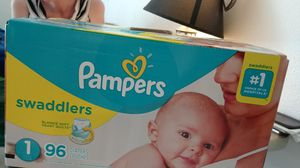 Pampers for Sale in Seattle, WA