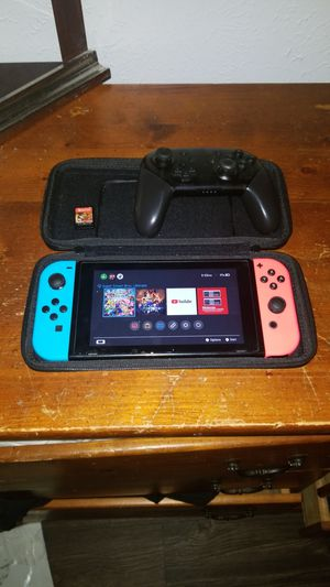 Nintendo switch for Sale in DeSoto, TX