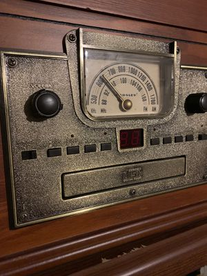 Crosley Brand 4 in 1: record, tape, cd, and radio for Sale in Old Hickory, TN