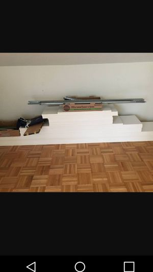 New white shelving for Sale in Spring Valley, CA