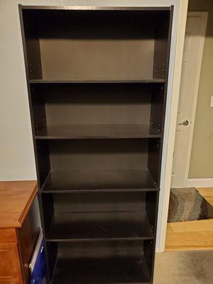 Black bookshelves (7 available) for Sale in Las Vegas, NV