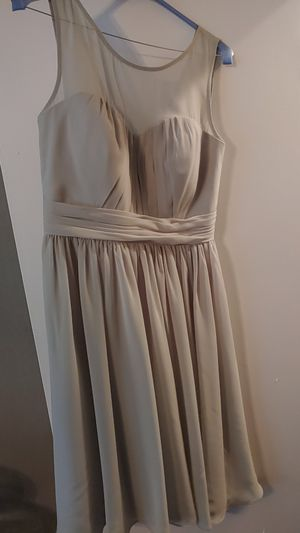 Green dress size 6 for Sale in Deer Park, TX