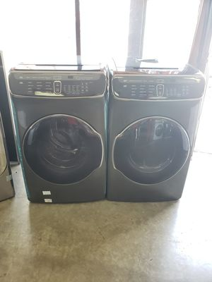New Samsung Flex Washer and Gas dryer Set for Sale in Covina, CA