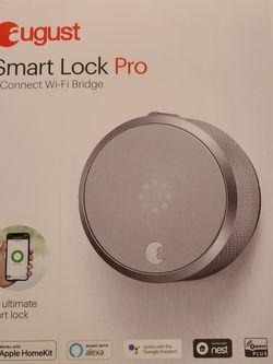 August Smart Lock Pro for Sale in Renton,  WA