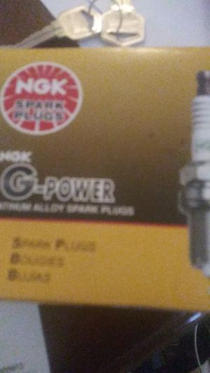 NGK G power spark plugs for Sale in Spring Valley, CA