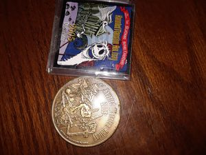 The nightmare before Christmas coin for Sale in Bartow, FL
