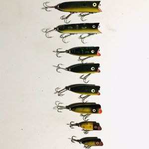 Heddon Lucky 13s Fishing Lures for Sale in Glendale Heights, IL
