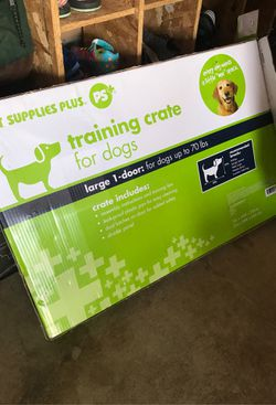 🐶 Training crate for dogs 🐶 for Sale in Dandridge,  TN
