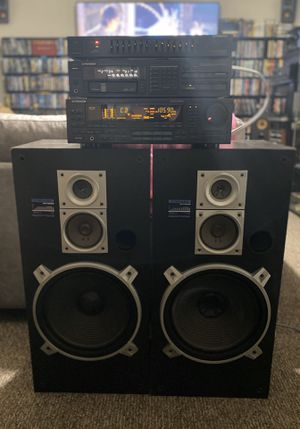 Pioneer /JVC for Sale in Alhambra, CA