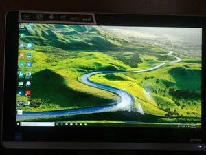 Acer Aspire all in one pc for Sale in Sioux City, IA