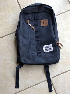 Levi's Backpack Canvas w /Laptop Padded Sleeve NEW for Sale in St. Cloud, FL