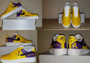 Custom Nike AF1's One more pair. for Sale in Allentown, PA