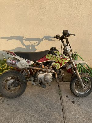 110 pit bike for Sale in Oroville, CA