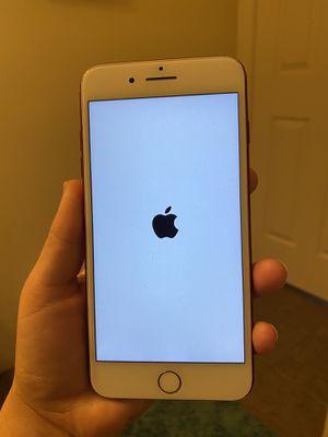 Red iPhone 7 Plus 256gb for Sale in Ewa Beach, HI