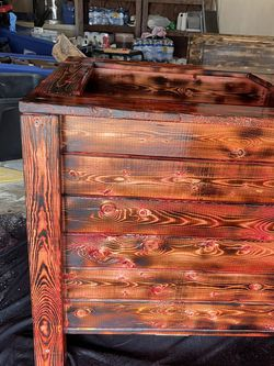 2x2 Box Planter Pot for Sale in Cypress,  TX