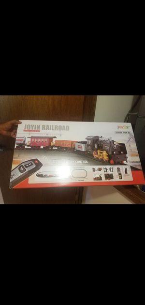 Joyin railroad Train set for Sale in Port St. Lucie, FL