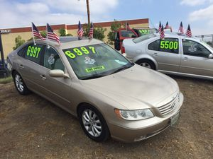2006 Hyundai Azera Limited 1 Owner for Sale in Orange, CA