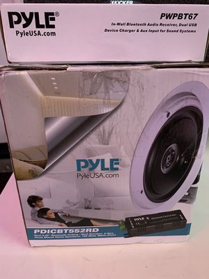 Speakers Bluetooth for home for Sale in Chula Vista, CA