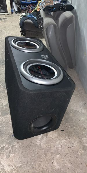 Sound system for Sale in Bedford Park, IL