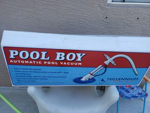 Pool Boy above ground pool cleaner for Sale in Port St. Lucie, FL
