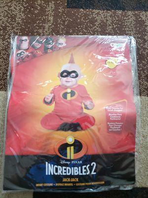 Incredibles 2 Jack Jack Costume for Sale in Lemon Grove, CA