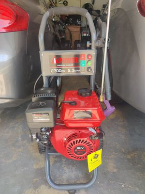 A-iPower APW2700C pressure washer for Sale in Orlando, FL