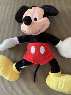 Disney Mickey Mouse plush plushy for Sale in Lakewood, CA