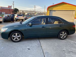 2003 Honda Accord lx for Sale in San Antonio, TX