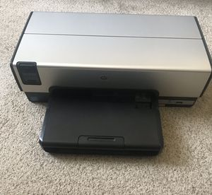HP Deskjet 6940 Color Printer with Ink and all Cords and Documents for Sale in Medford, MA