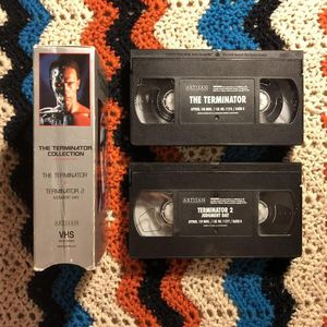 Vhs tape terminator for Sale in San Diego, CA