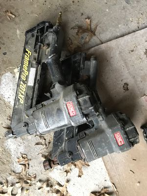 2 Senco Framing Nail guns not working for Sale in Delaware, OH