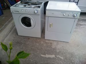 STACKABLE Washer dryer combo for Sale in Wesley Chapel, FL