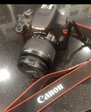 Canon camera for Sale in New York, NY