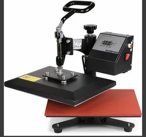 "Heat Press Machine 12""x10"" Digital Transfer 12""x10"" 360-degree Rotation Pattern for Sale in Ontario, CA"
